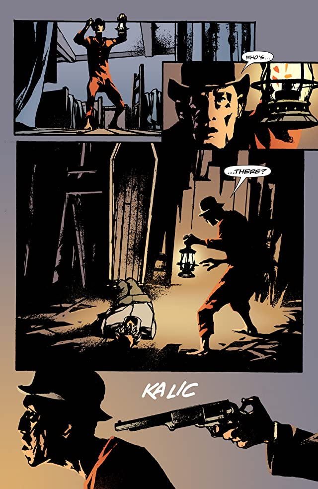 click for super-sized previews of Loveless (2005-2008) #14