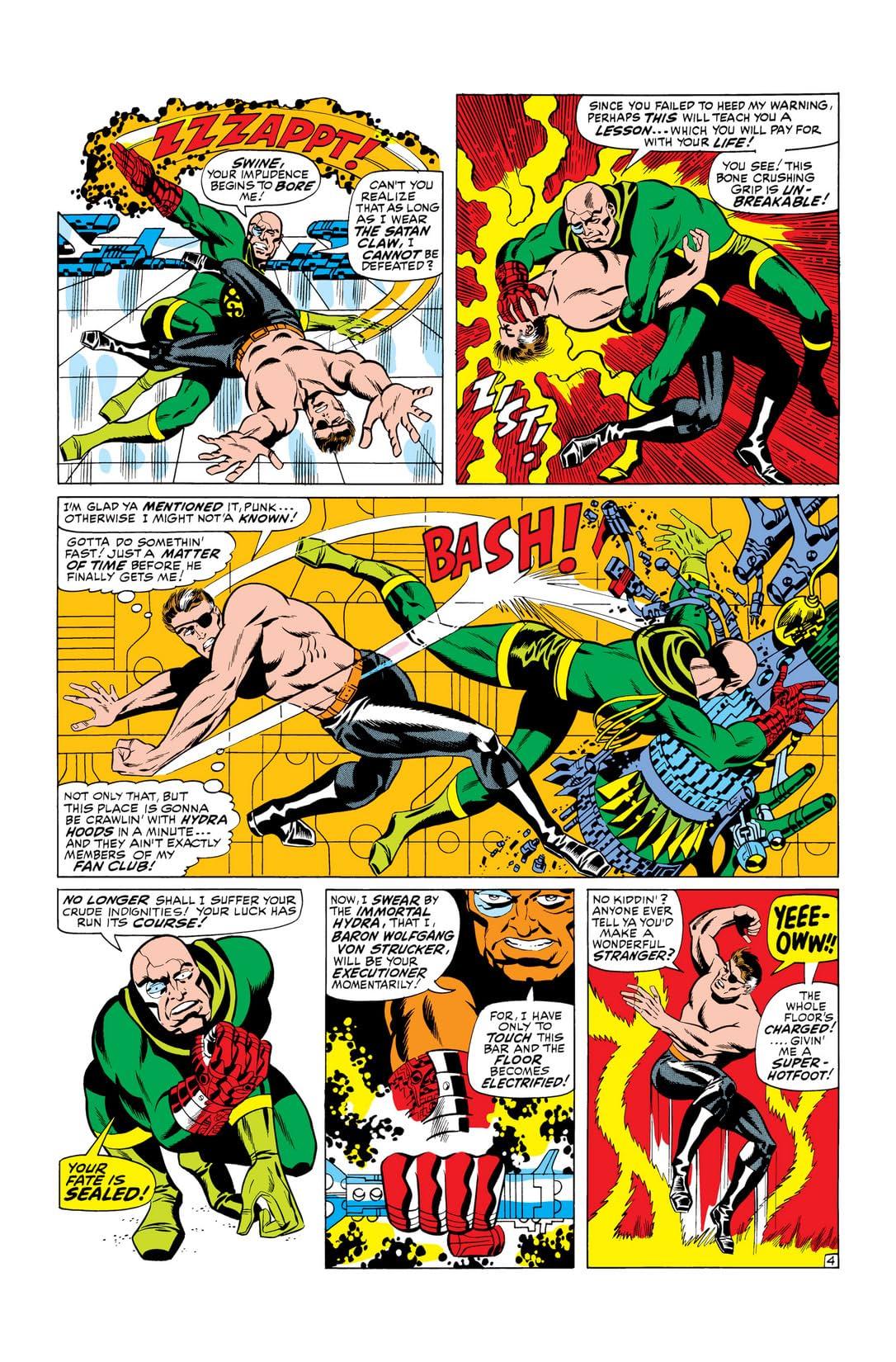 Strange Tales (1951-1968) #158