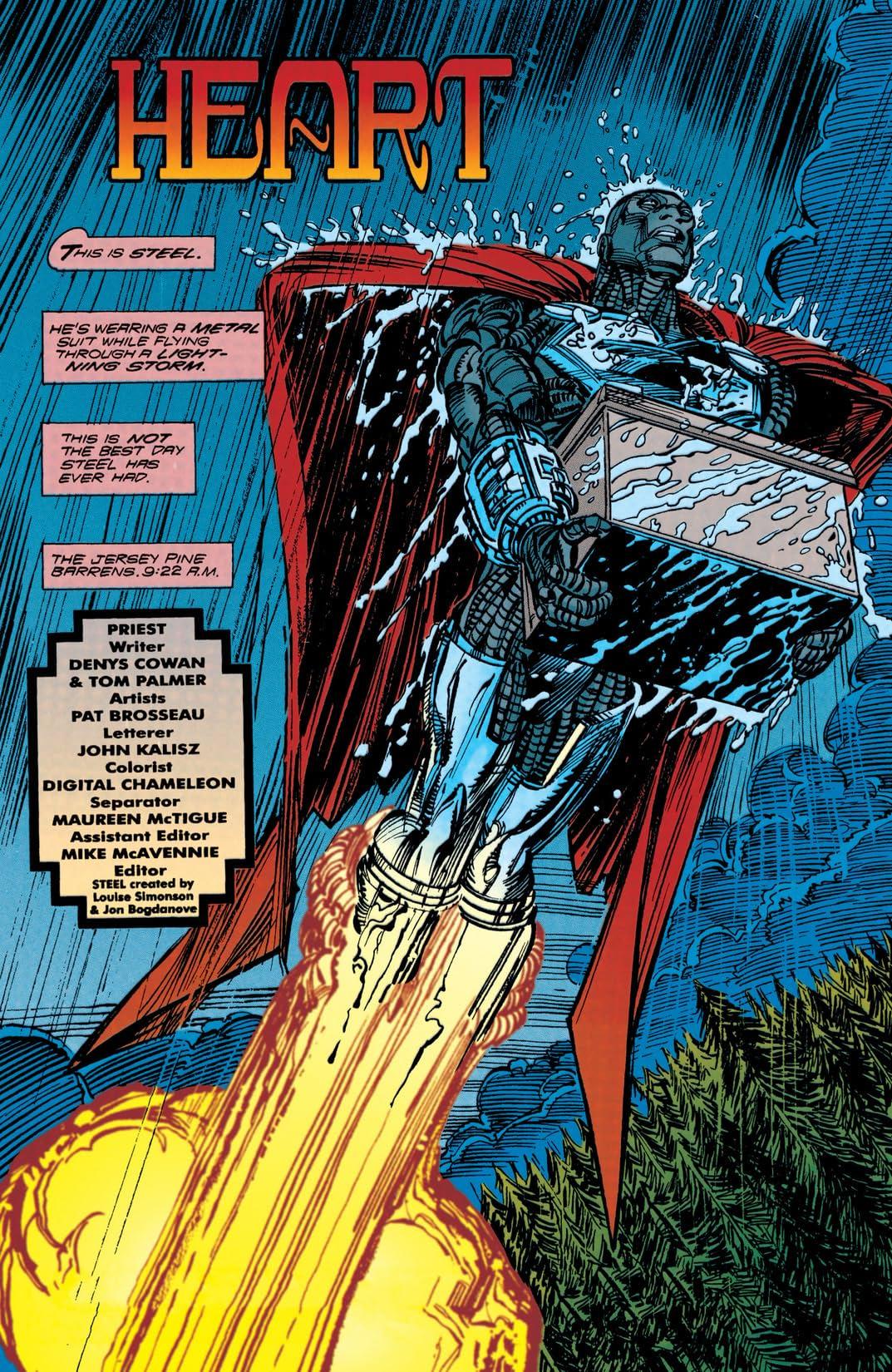 Steel (1994-1998) #49