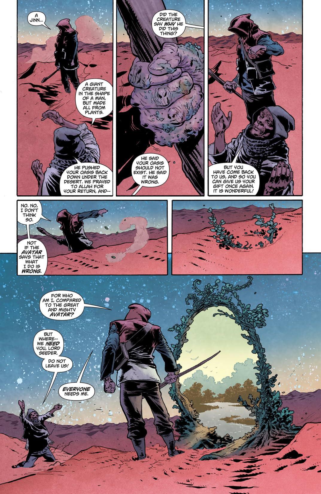 Swamp Thing (2011-2015) #24