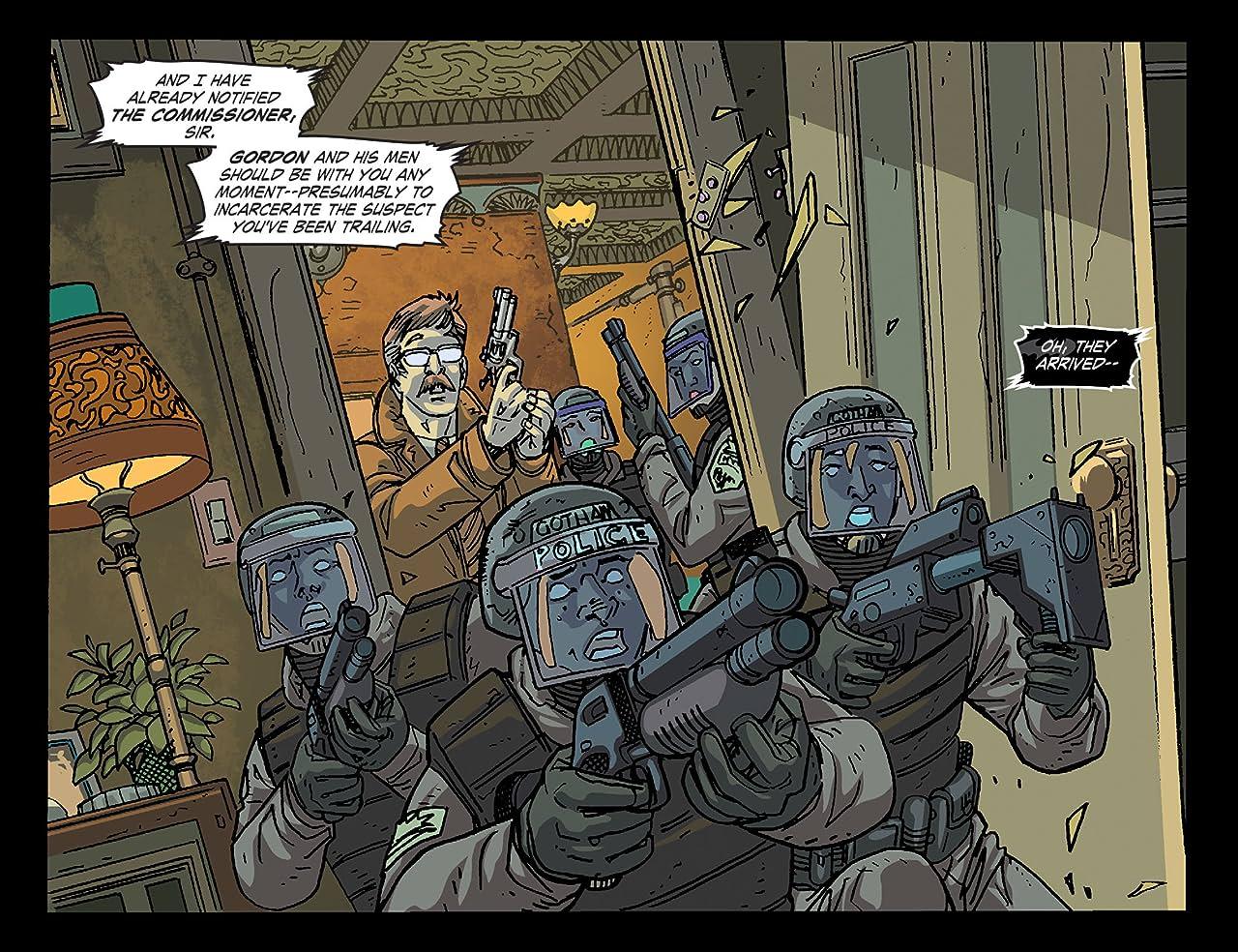 Legends of the Dark Knight (2012-) #70
