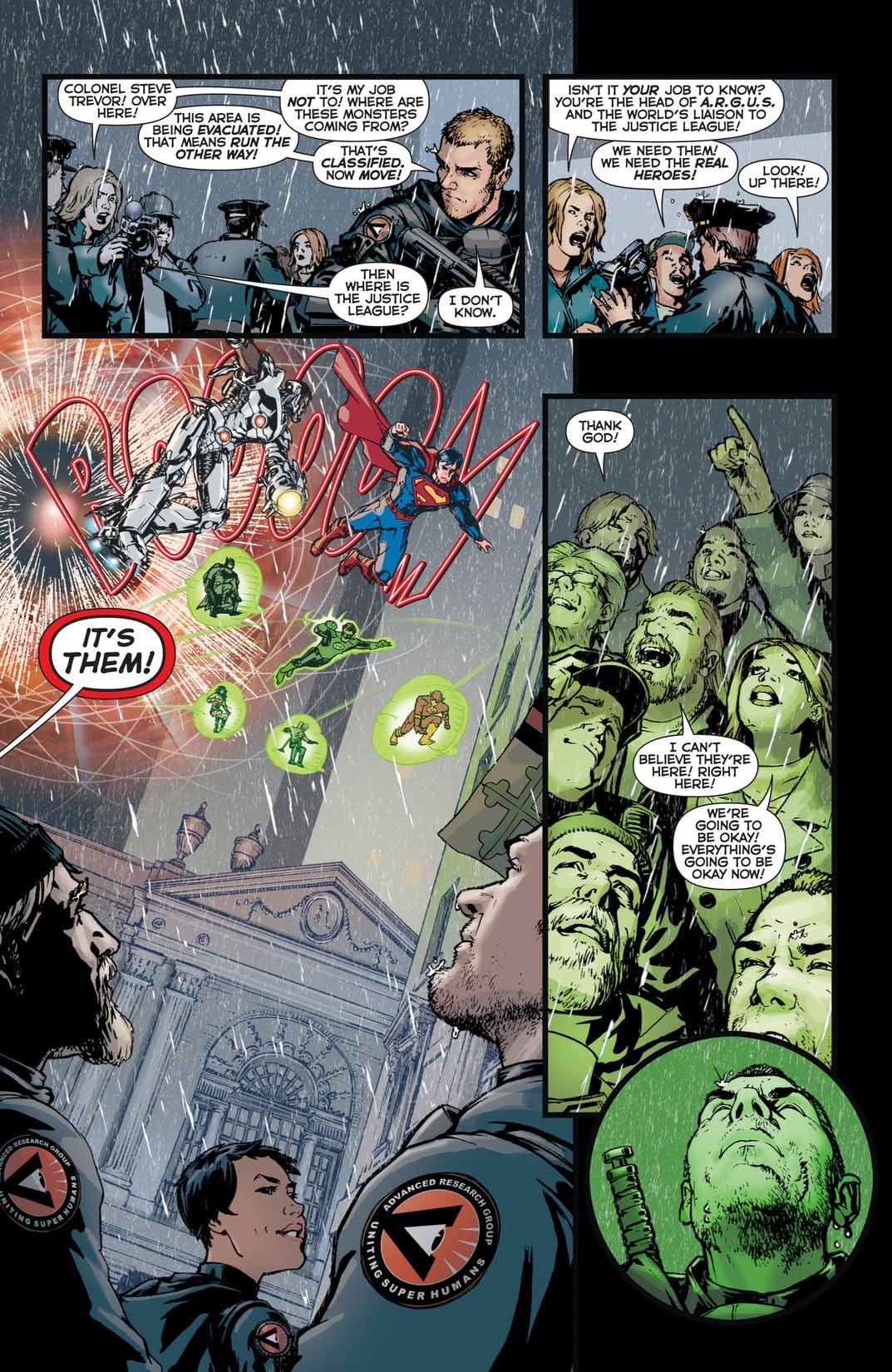 Justice League (2011-2016) Vol. 2: The Villain's Journey