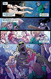 Wonderland: Through the Looking Glass #1 (of 5)