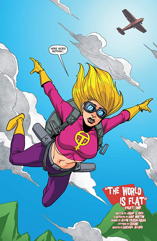 It Girl & the Atomics Vol. 2: Round Two: The World is Flat