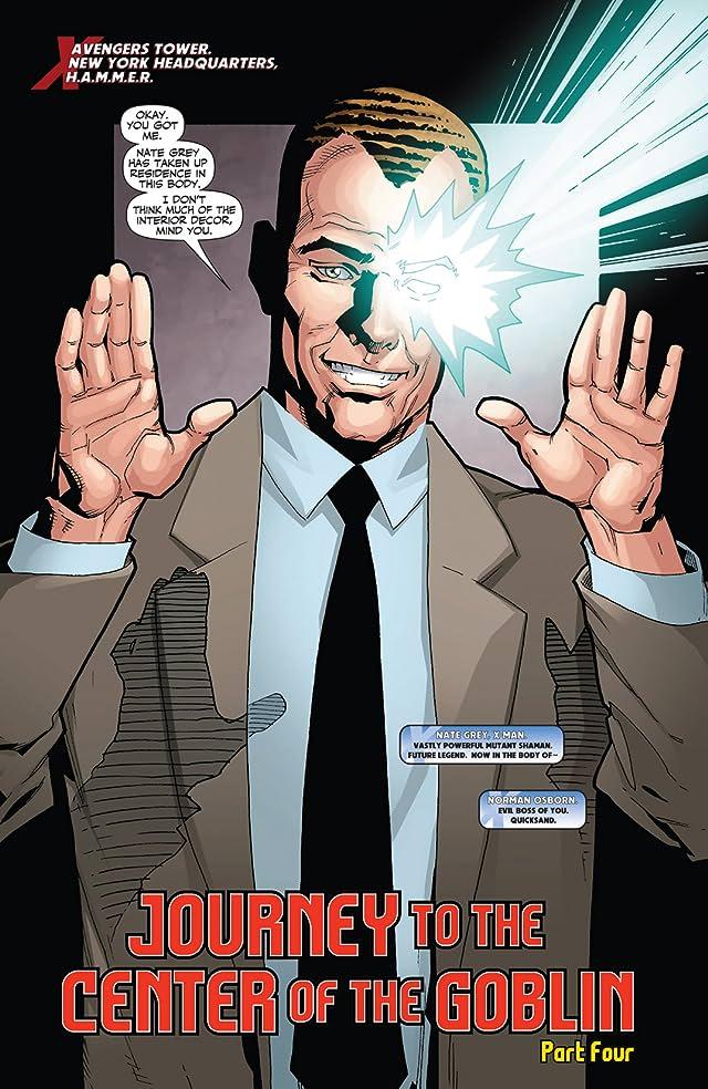 click for super-sized previews of Dark X-Men (2009) #4