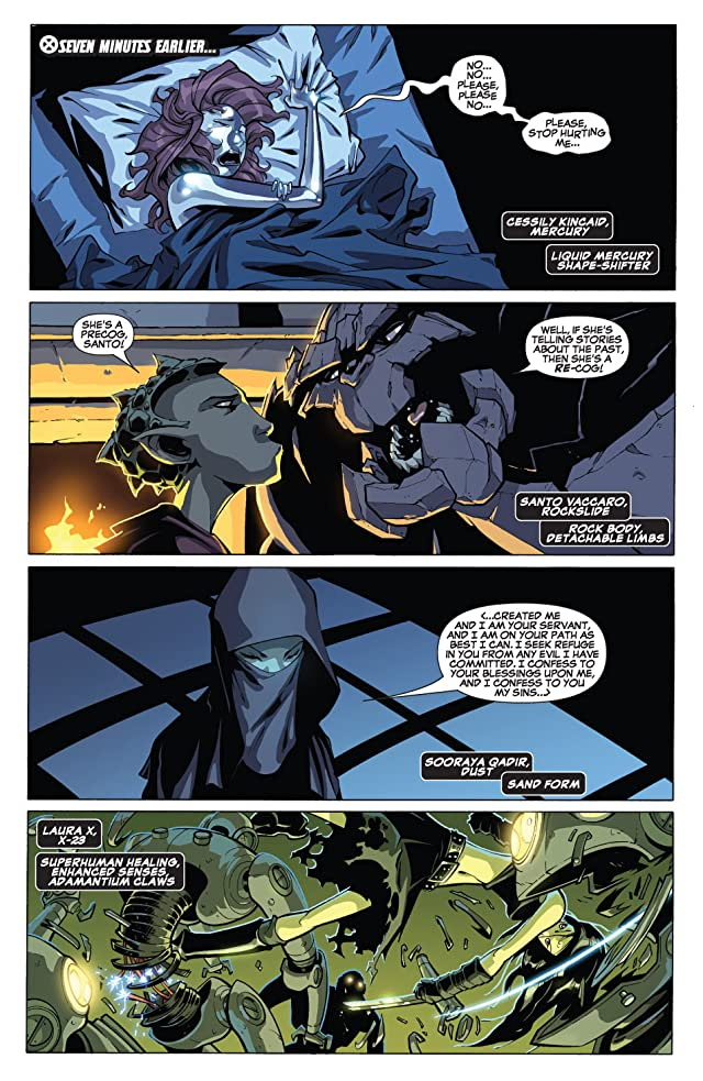 click for super-sized previews of New X-Men (2004-2008) #38