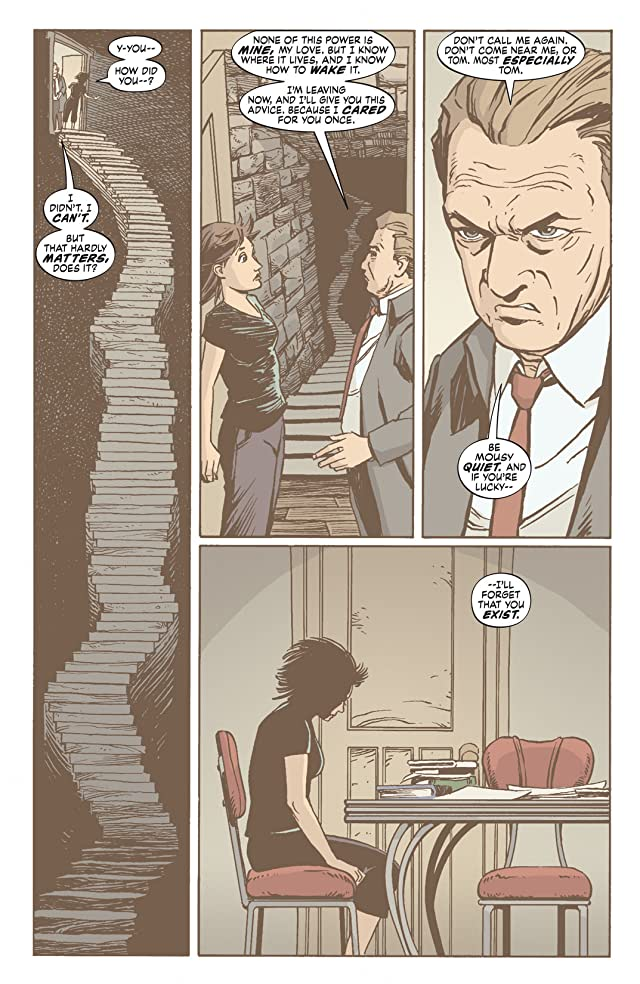 click for super-sized previews of The Unwritten Vol. 4: Leviathan