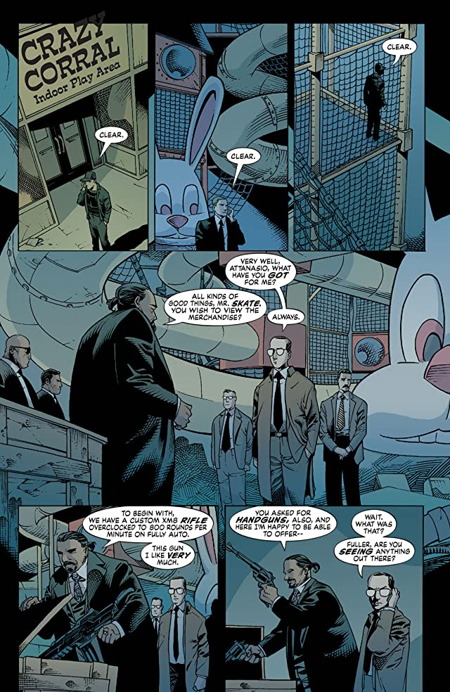 click for super-sized previews of The Unwritten Vol. 6: Tommy Taylor and the War of Words