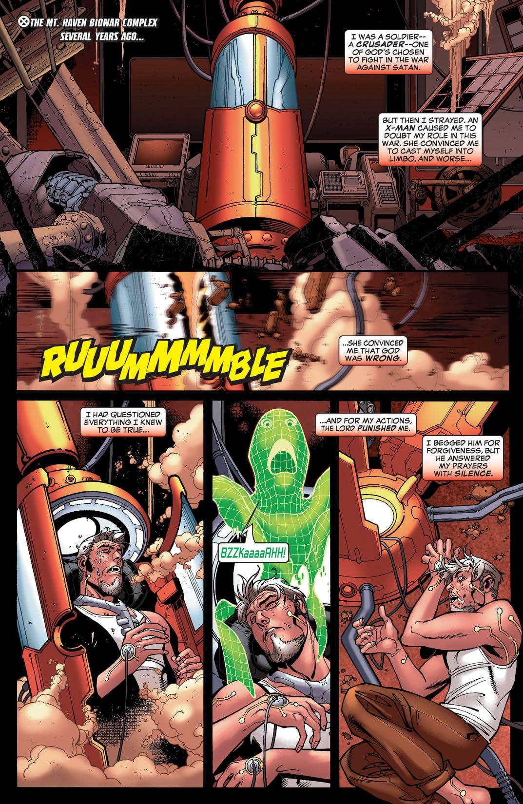 New X-Men (2004-2008) #26
