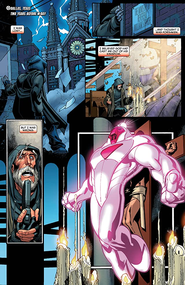 click for super-sized previews of New X-Men (2004-2008) #26