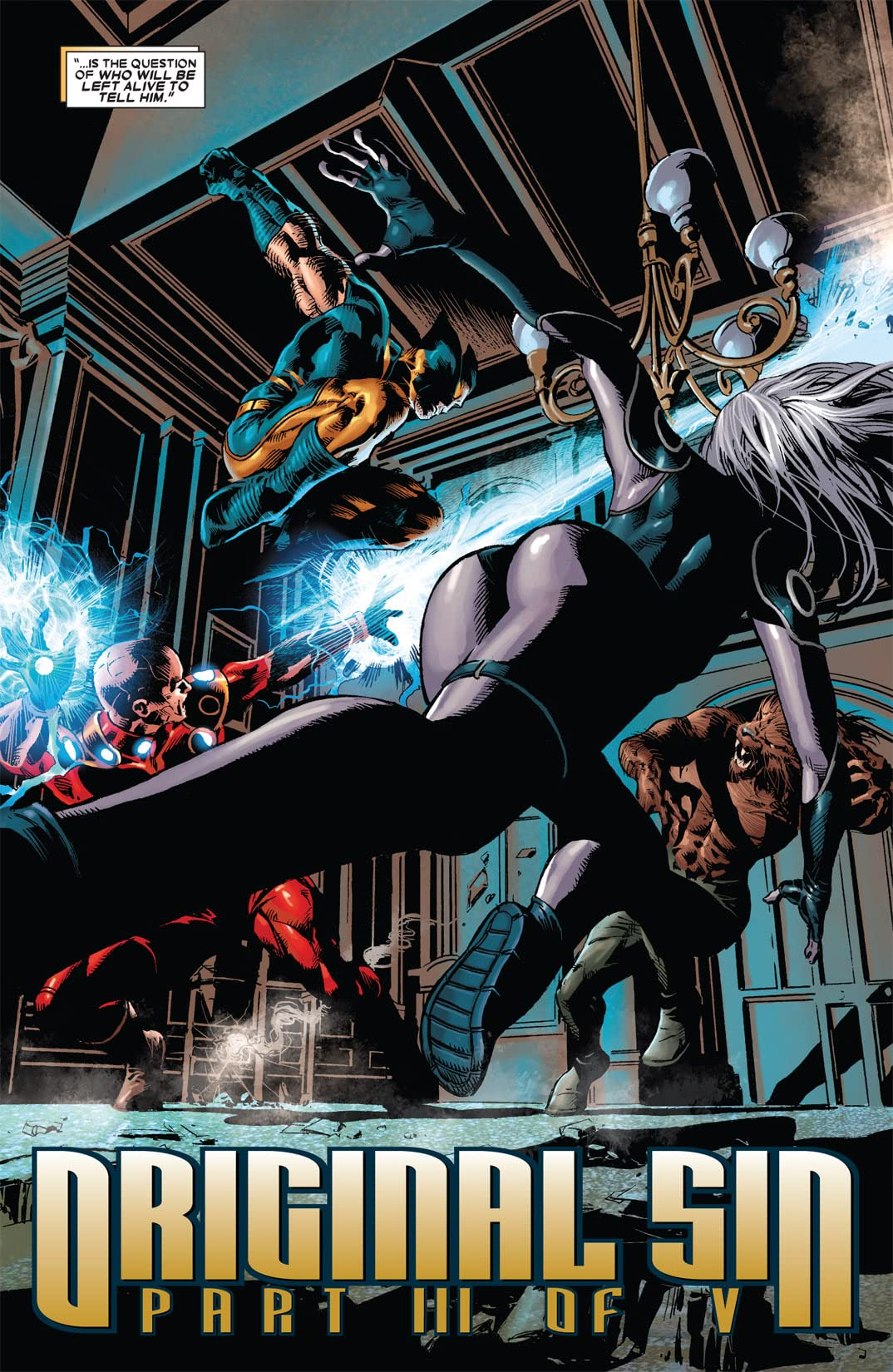 Wolverine: Origins #29