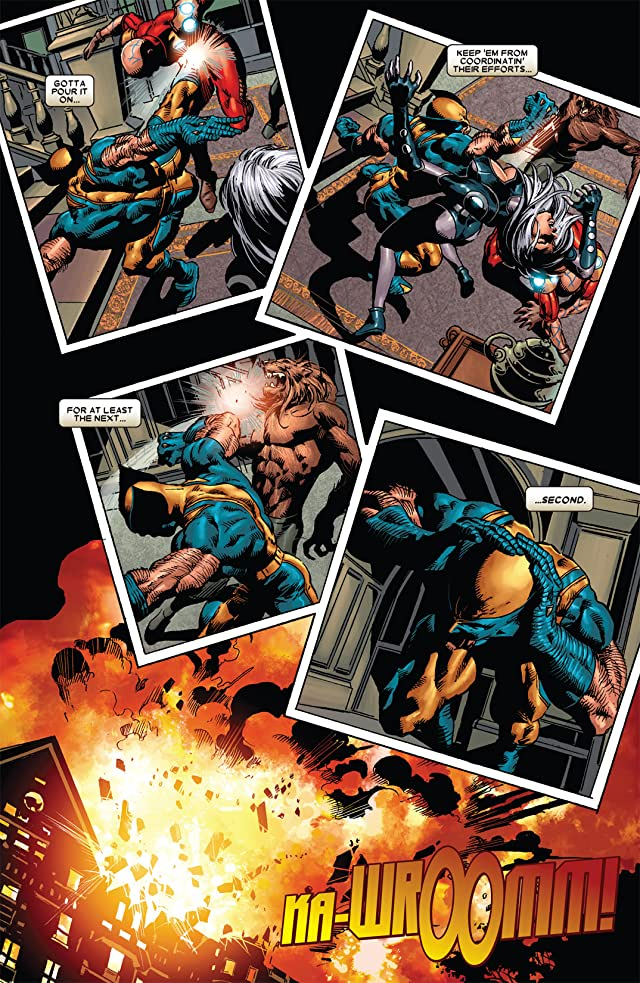 click for super-sized previews of Wolverine: Origins #29