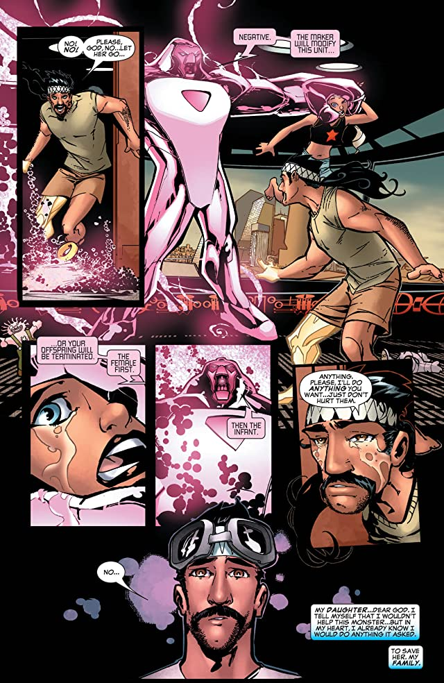 click for super-sized previews of New X-Men (2004-2008) #29