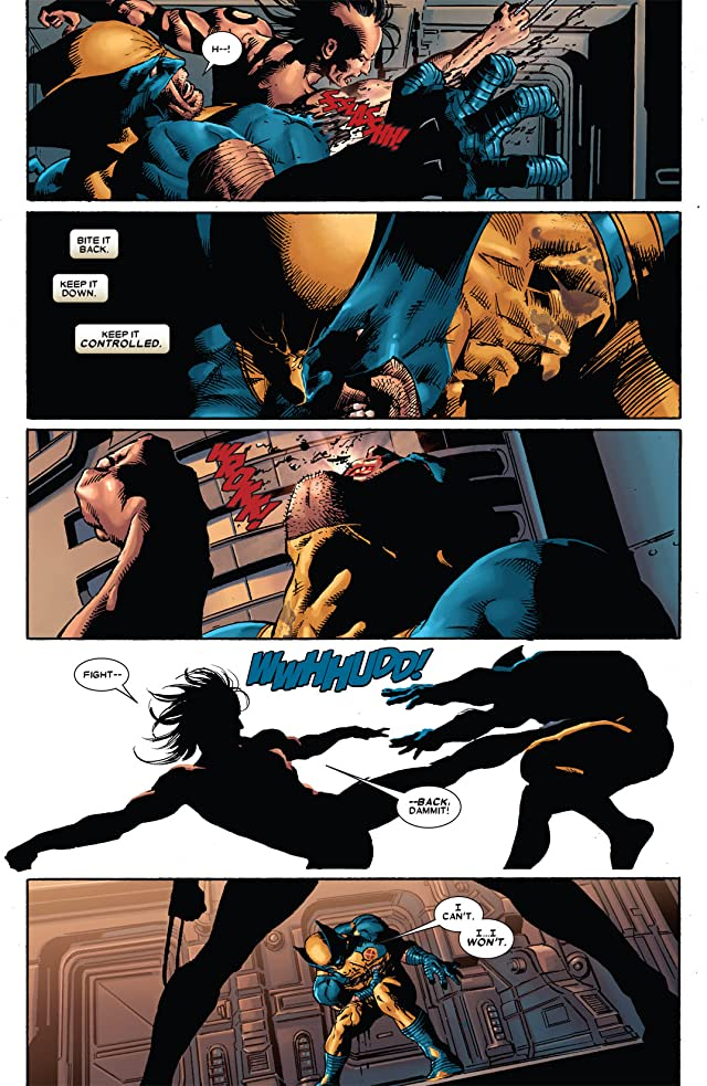 click for super-sized previews of Wolverine: Origins #30