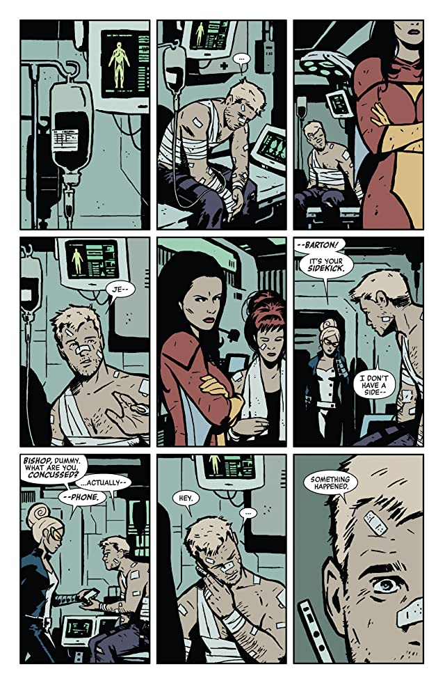 click for super-sized previews of Hawkeye (2012-2015) #13