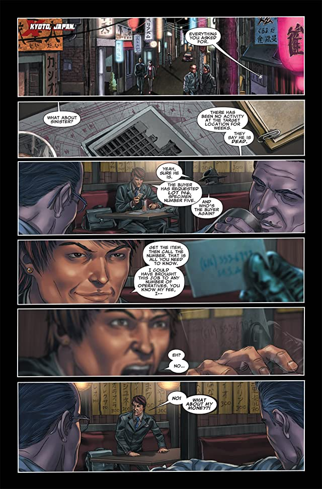 click for super-sized previews of X-Force (2008-2012) #7