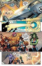 Fantastic Four (2012-2014) #13