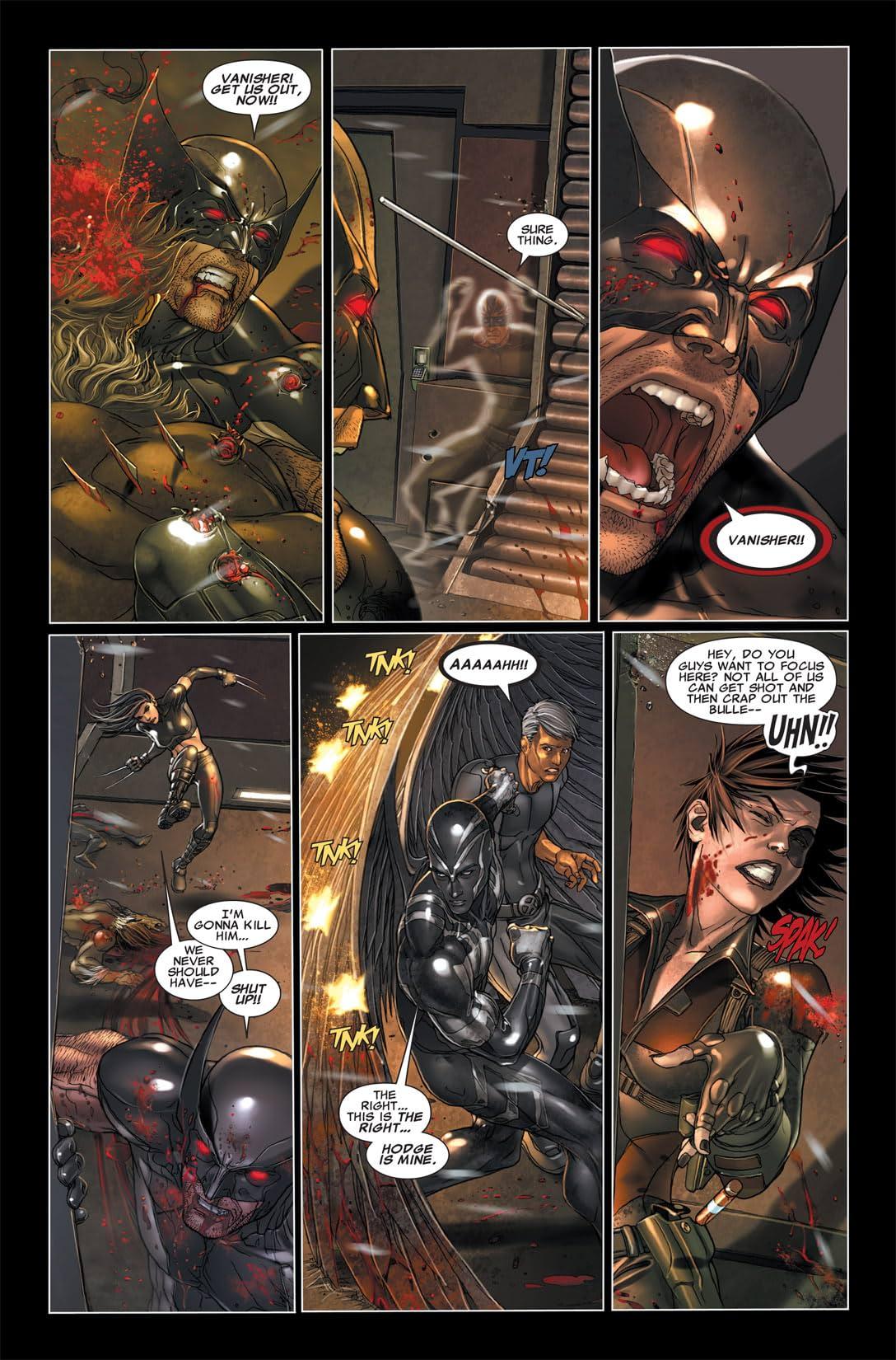 X-Force (2008-2012) #10
