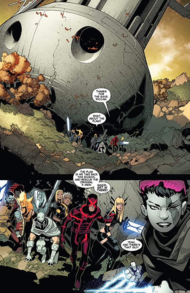 click for super-sized previews of Uncanny X-Men (2013-) #13