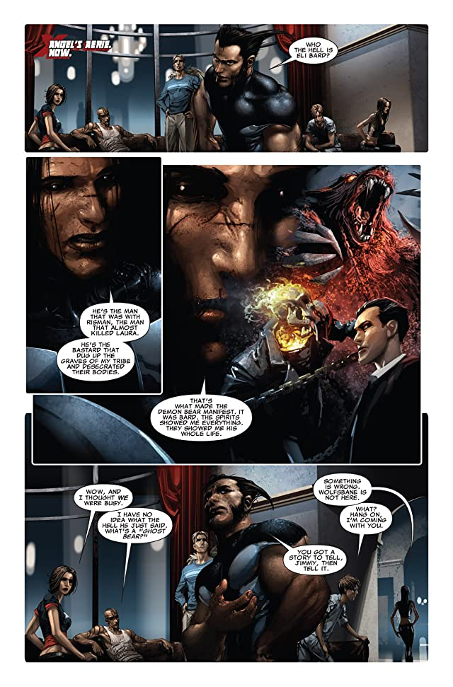 click for super-sized previews of X-Force (2008-2012) #11