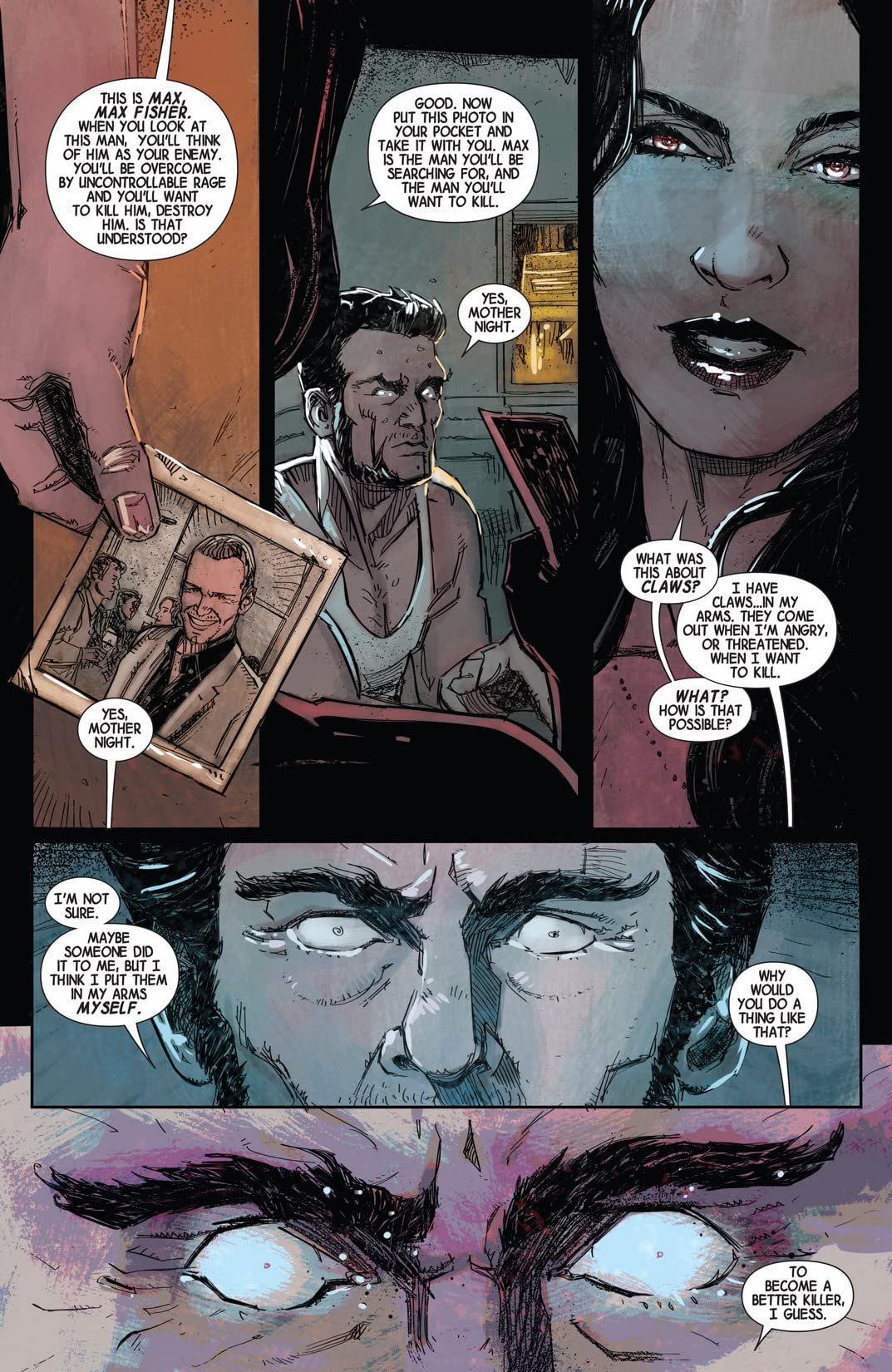 Wolverine Max #12