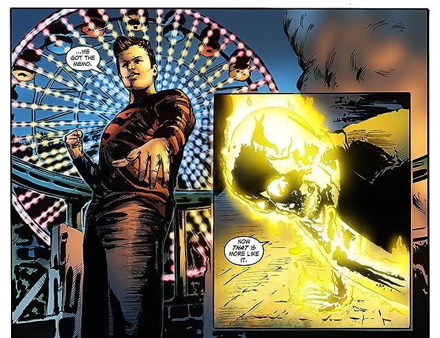 click for super-sized previews of Smallville: Titans #1