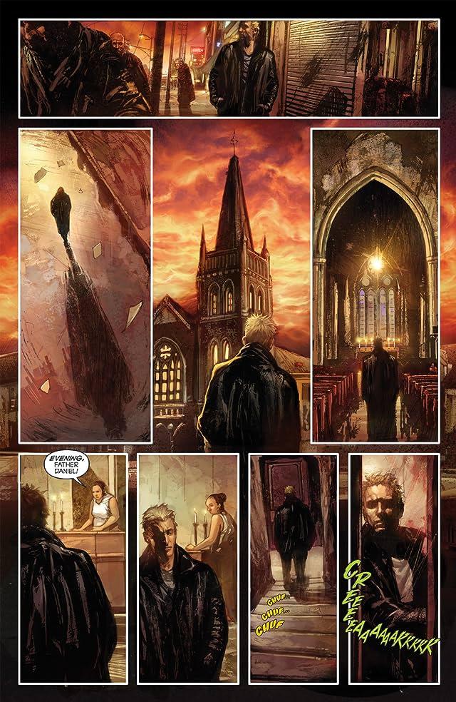click for super-sized previews of John Carpenter's Asylum #1