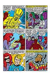 Fantastic Four (1961-1998) #43