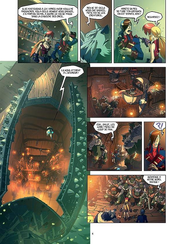 click for super-sized previews of Azur Vol. 4: La Reine blanche