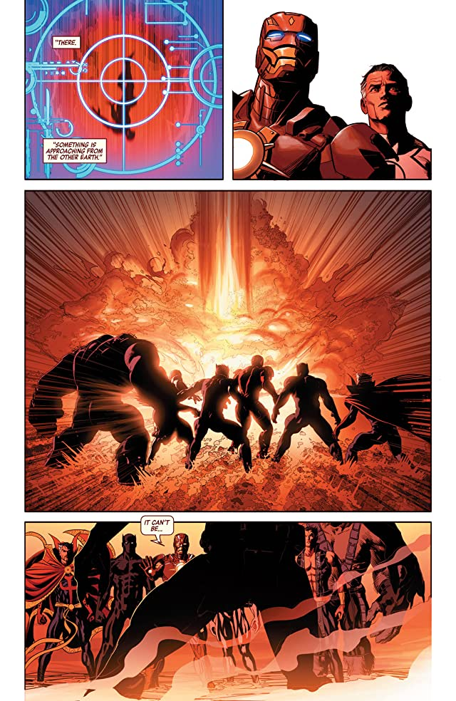 click for super-sized previews of New Avengers (2013-2015) #11
