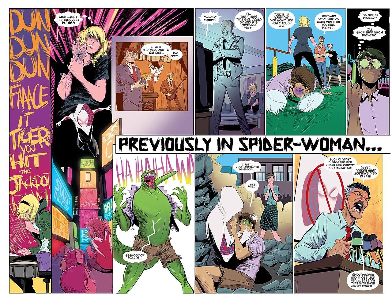 Spider-Gwen #0