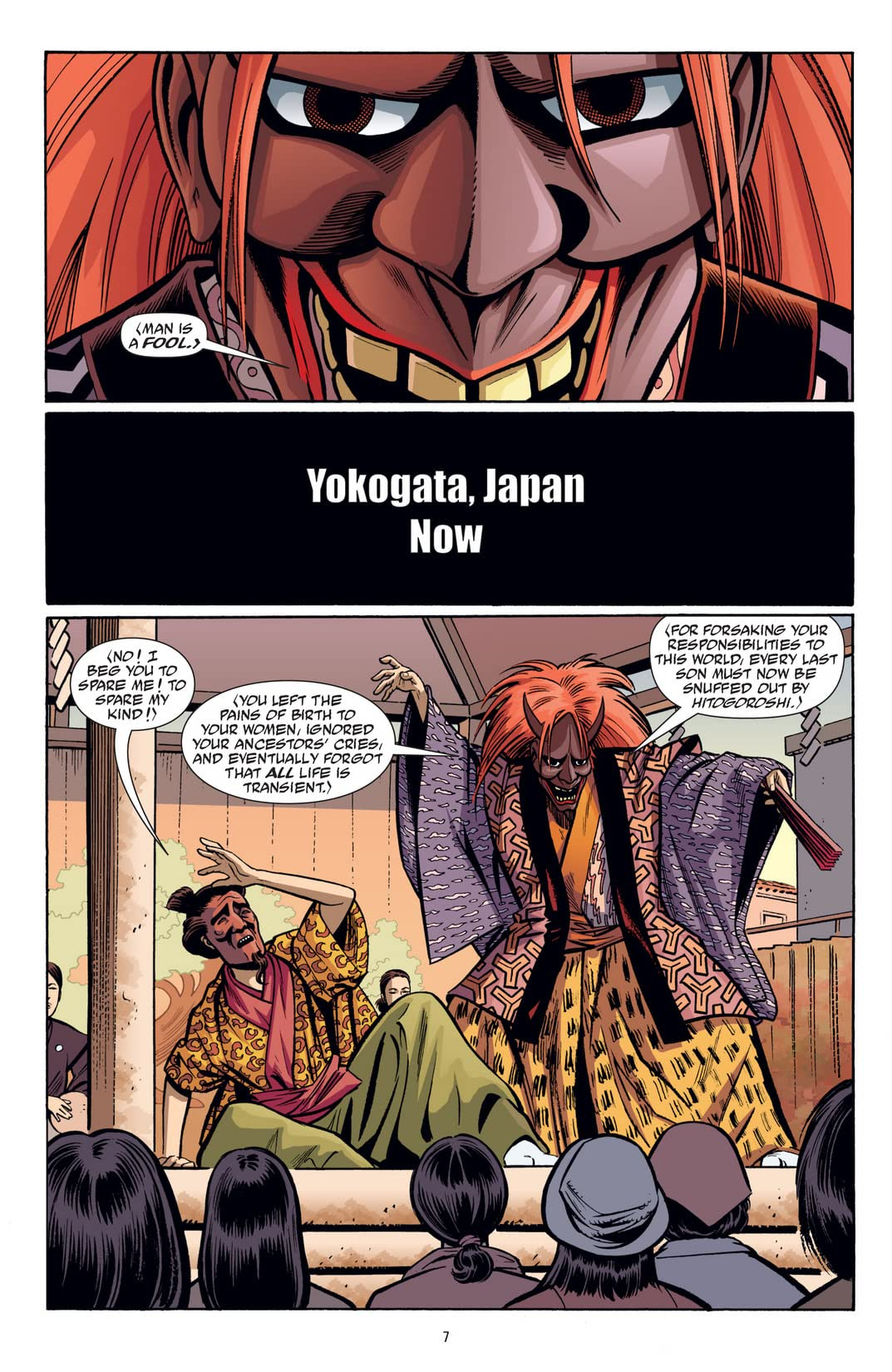 Y: The Last Man Vol. 8: Kimono Dragons