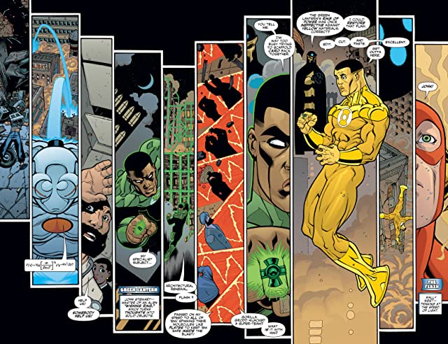 click for super-sized previews of JLA: Classified #3