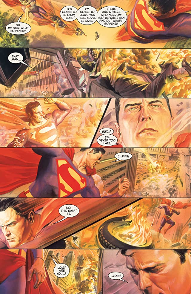 click for super-sized previews of Justice #1