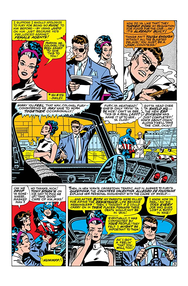 Strange Tales (1951-1968) #162