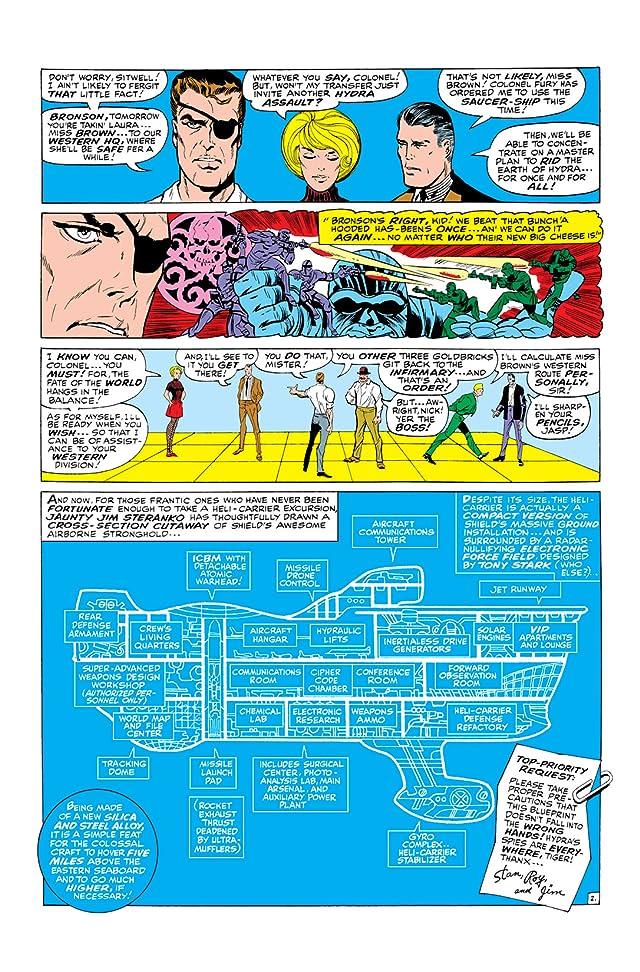 Strange Tales (1951-1968) #154