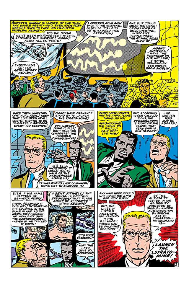 click for super-sized previews of Strange Tales (1951-1968) #152