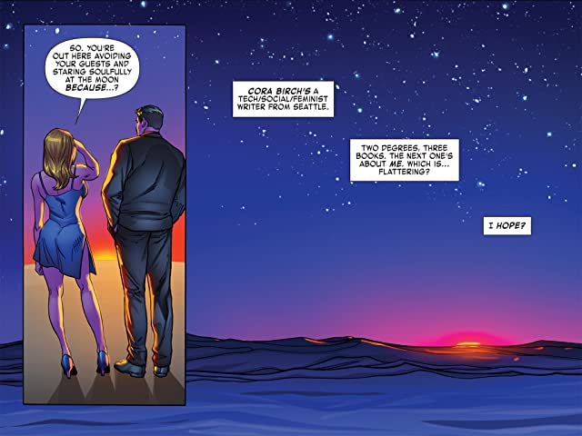 click for super-sized previews of Iron Man: Fatal Frontier Infinite Comic #1