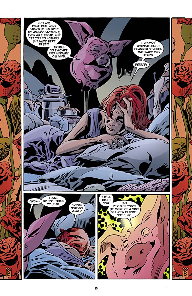 Fables Vol. 15: Rose Red