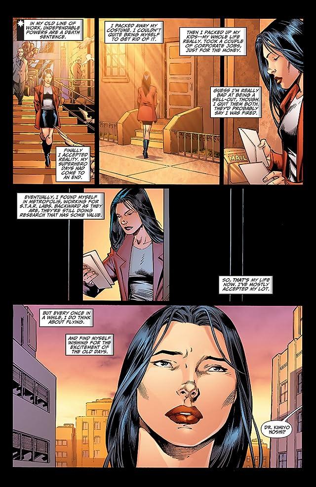 Justice League of America (2006-2011) #27