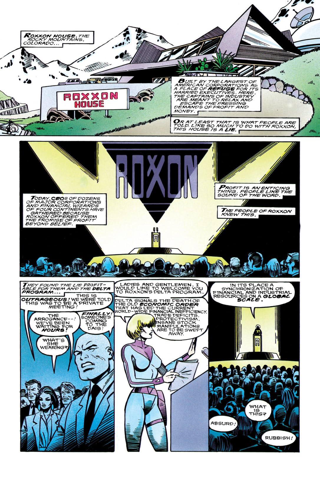 Nick Fury vs. S.H.I.E.L.D. (1988) #5 (of 6)