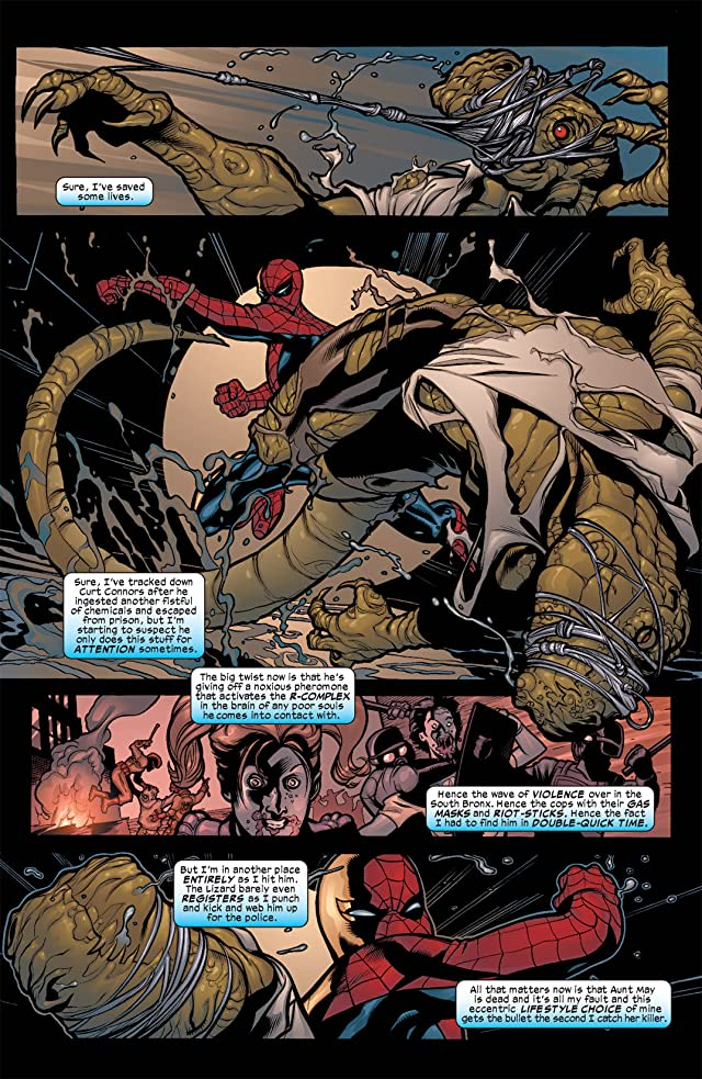 click for super-sized previews of Marvel Knights Spider-Man (2004-2006) #7