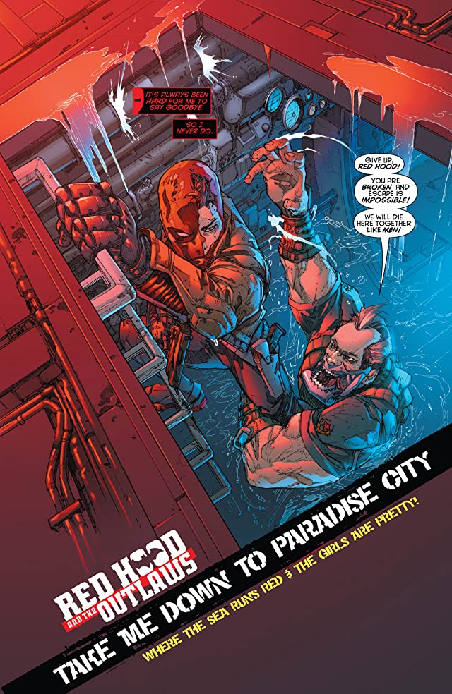 Red Hood and the Outlaws (2011-2015) Vol. 1: REDemption