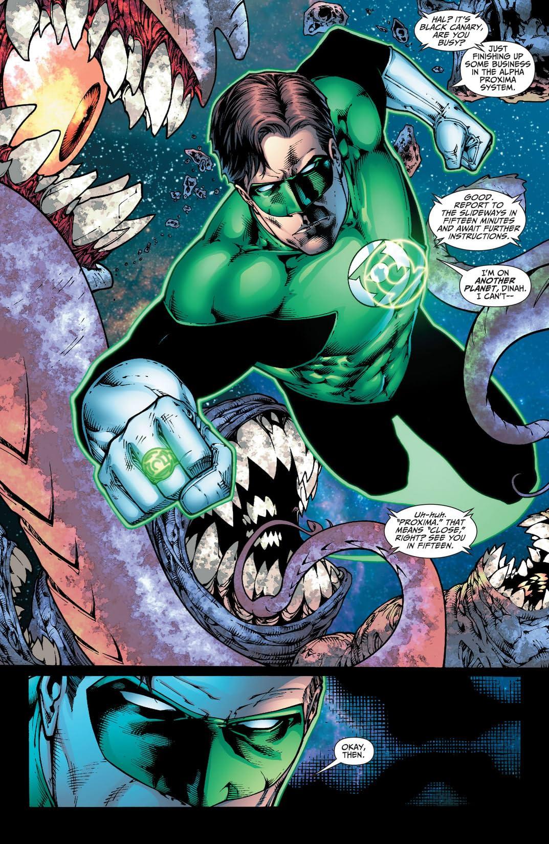 Justice League of America (2006-2011) #31