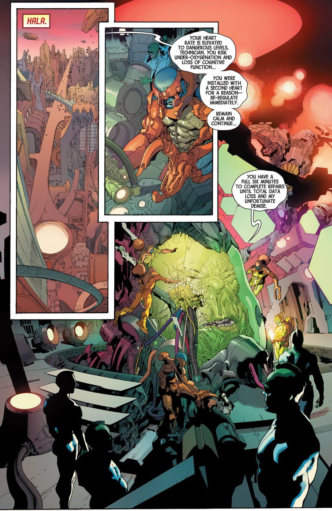 Avengers (2012-2015) #21