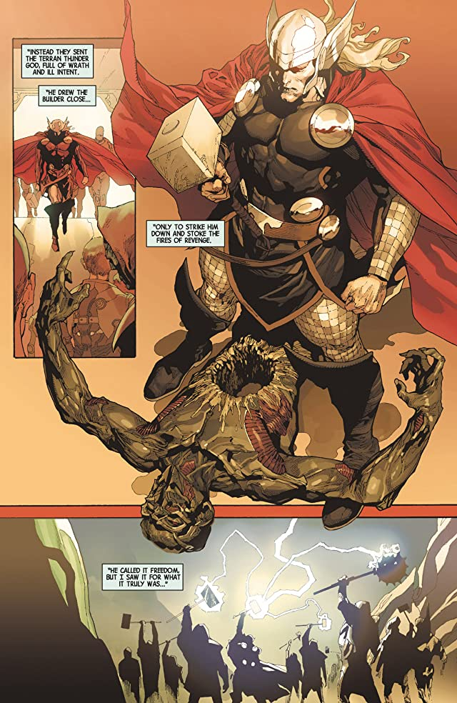 click for super-sized previews of Avengers (2012-2015) #21