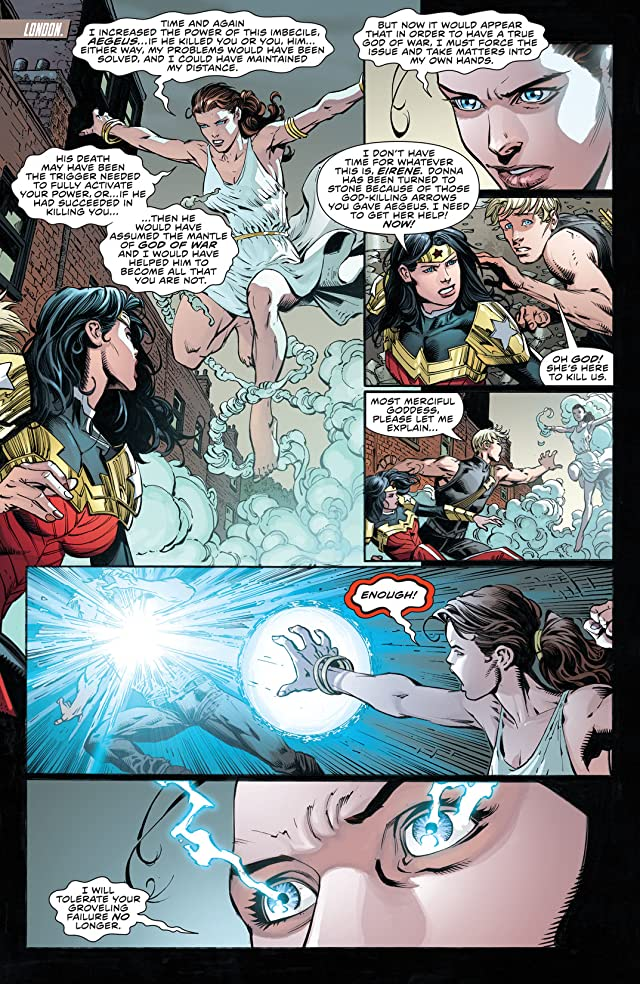 click for super-sized previews of Wonder Woman (2011-) #46