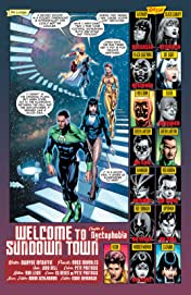 Justice League of America (2006-2011) #32