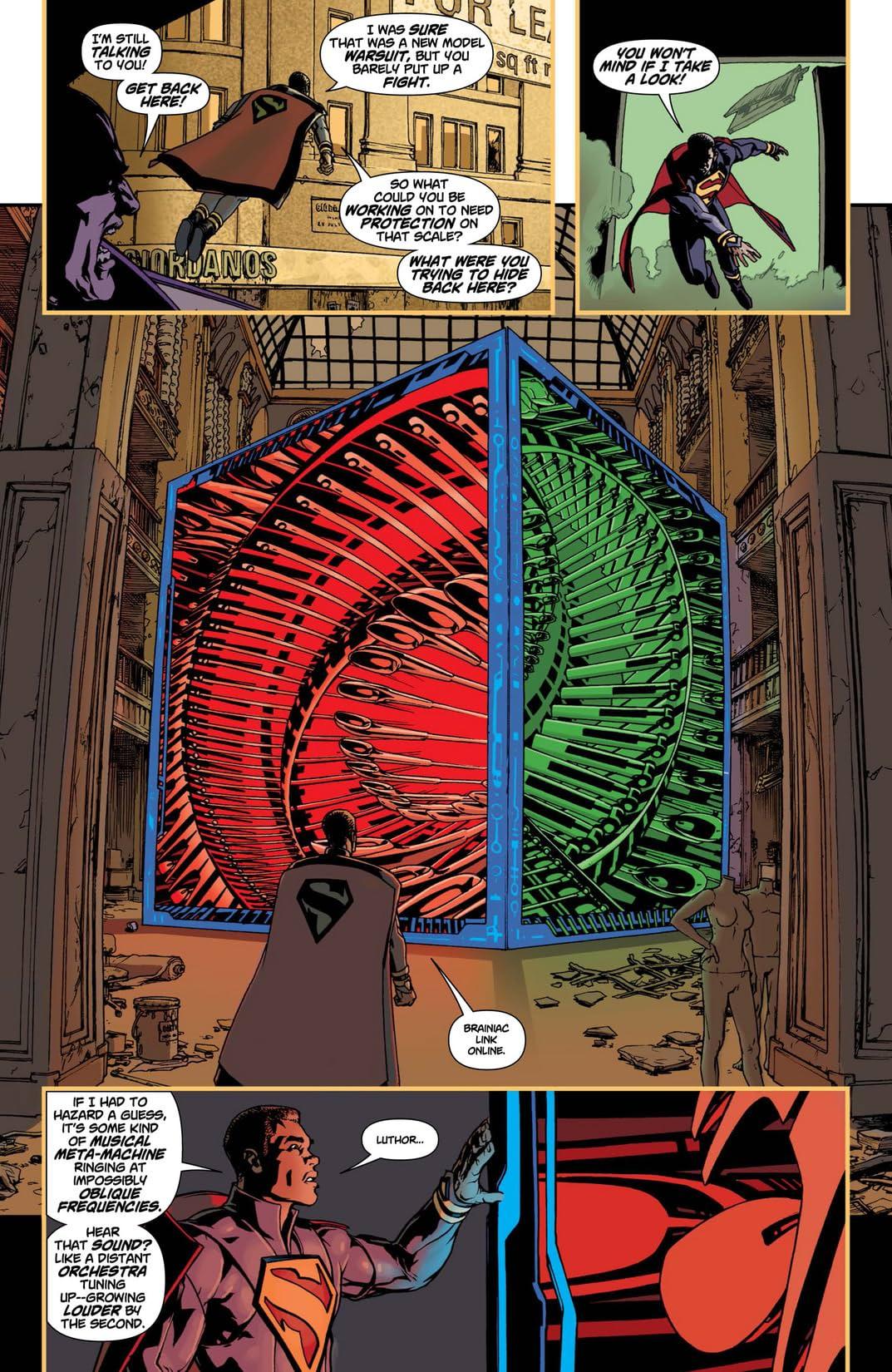 Superman - Action Comics (2011-2016) Vol. 2: Bulletproof