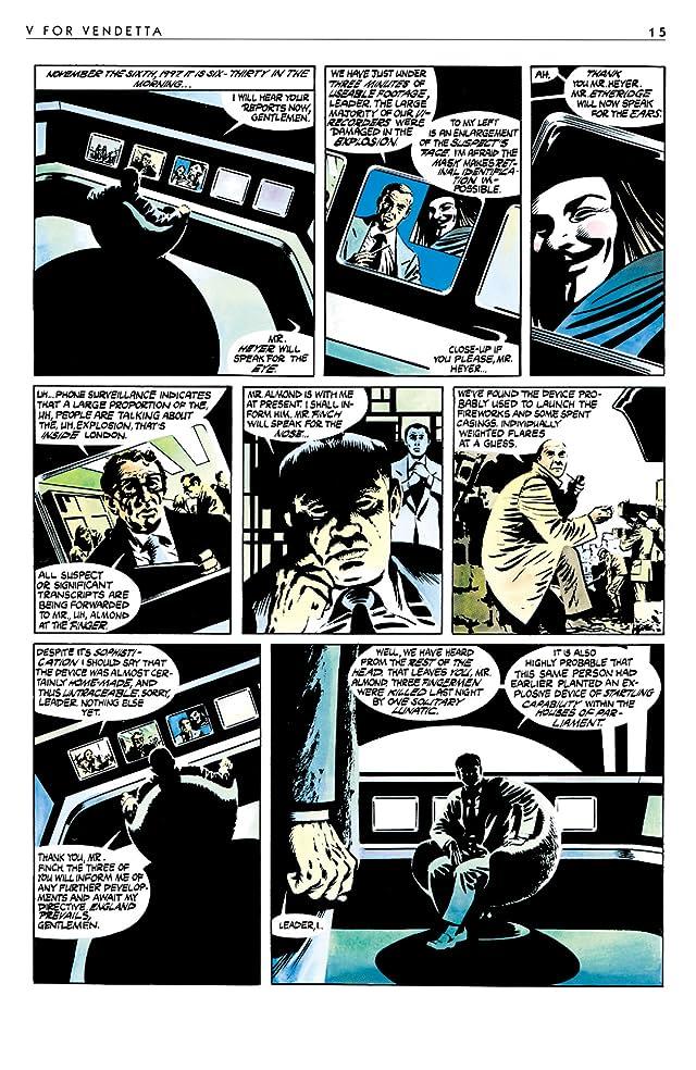 click for super-sized previews of V for Vendetta